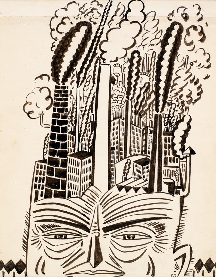 1921_Das Gehirn