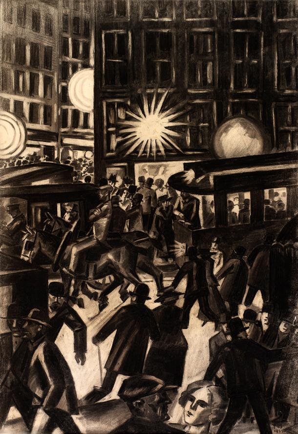 1923_Cabaret dans une grande ville