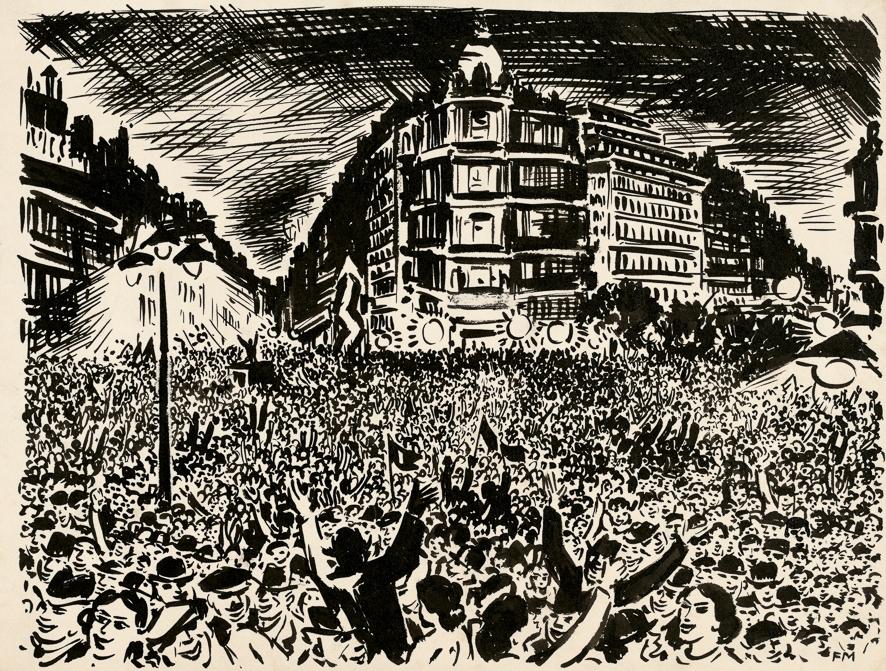 1936_Le front populaire