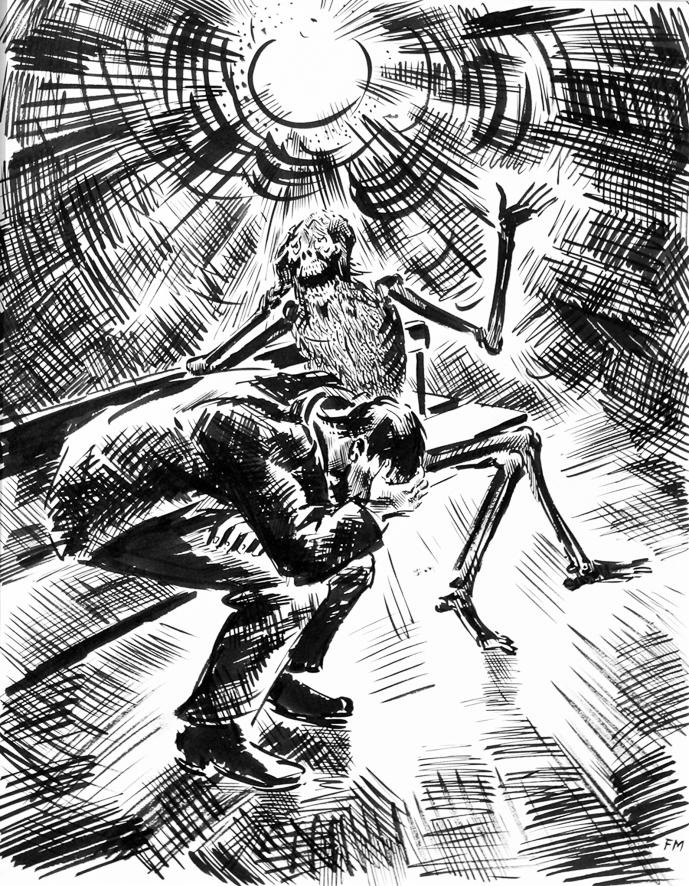 1941_Danse Macabre_