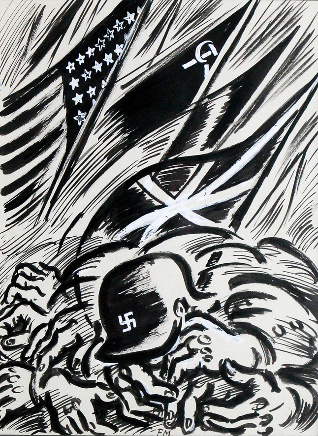 1945_Morte la Bête
