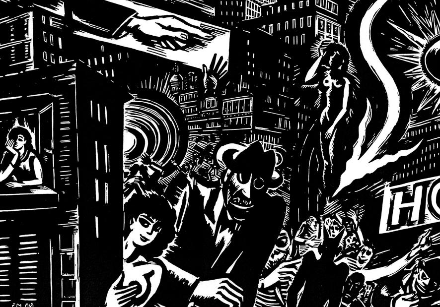 Aa 120, 1949, Modern City