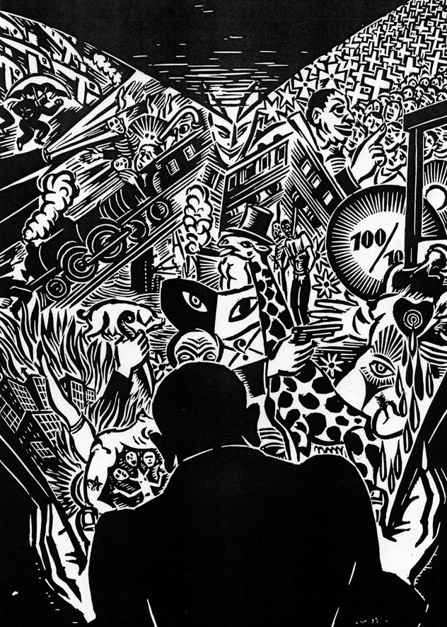 Aa 172, 1953, Le pain quotidien