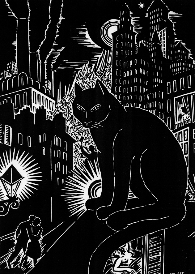 Aa 193, 1955, Le chat
