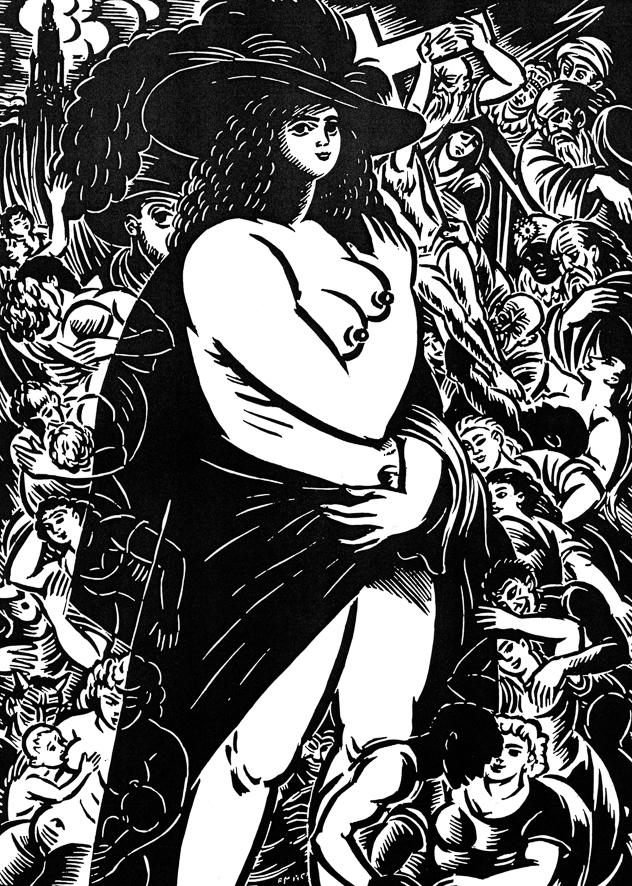 Aa 245, 1959, Hommage à Rubens