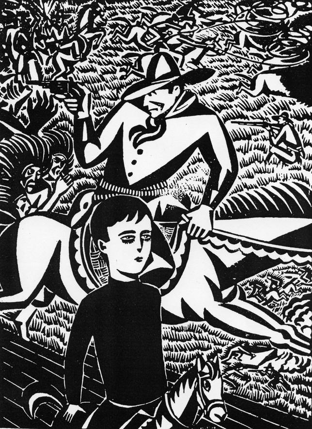 Aa 28, 1922, Le cheval de bois