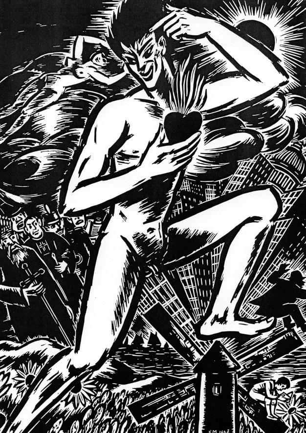 Aa 337, 1967, Hommage à Ulenspiegel