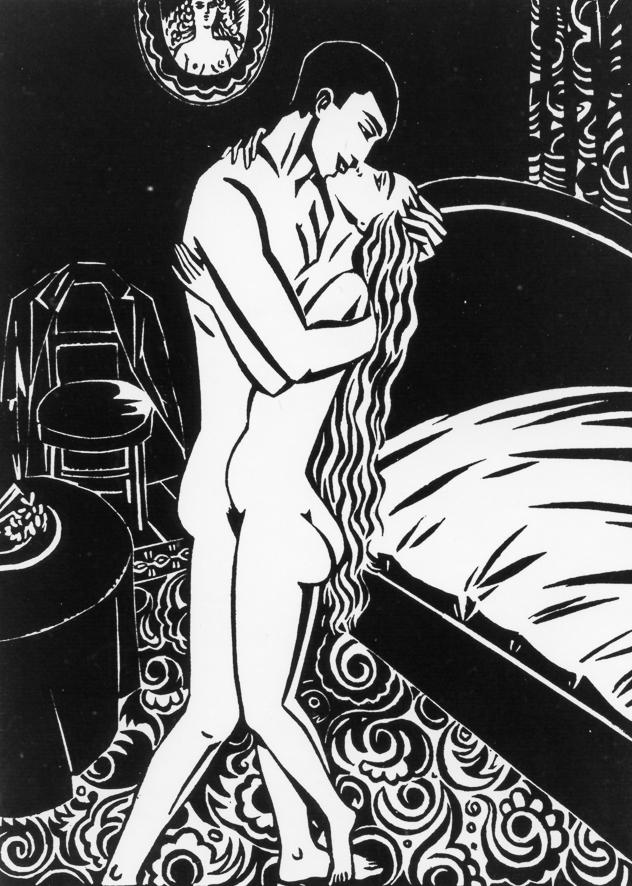 Aa 41, 1923, Les Amants