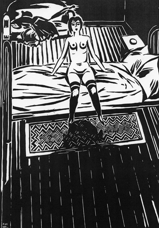 Aa 58, 1925, L' ombre