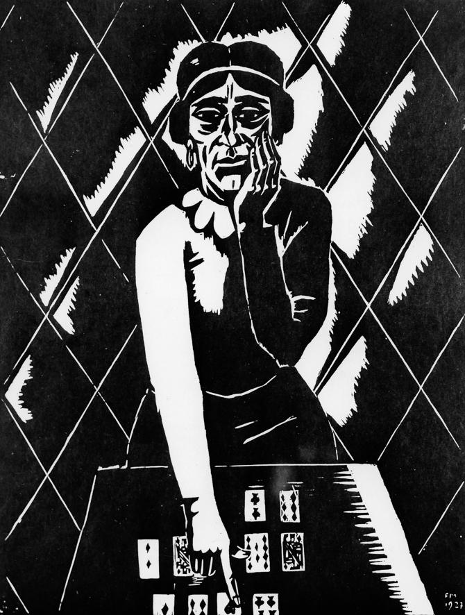 Aa 65, 1927, Les cartes