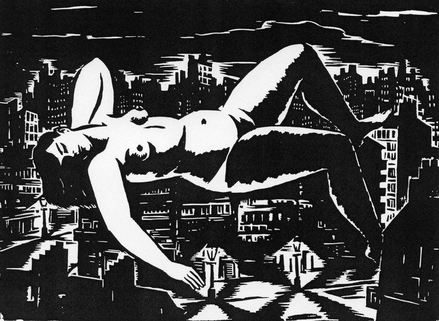 Aa 88, 1936, La nuit