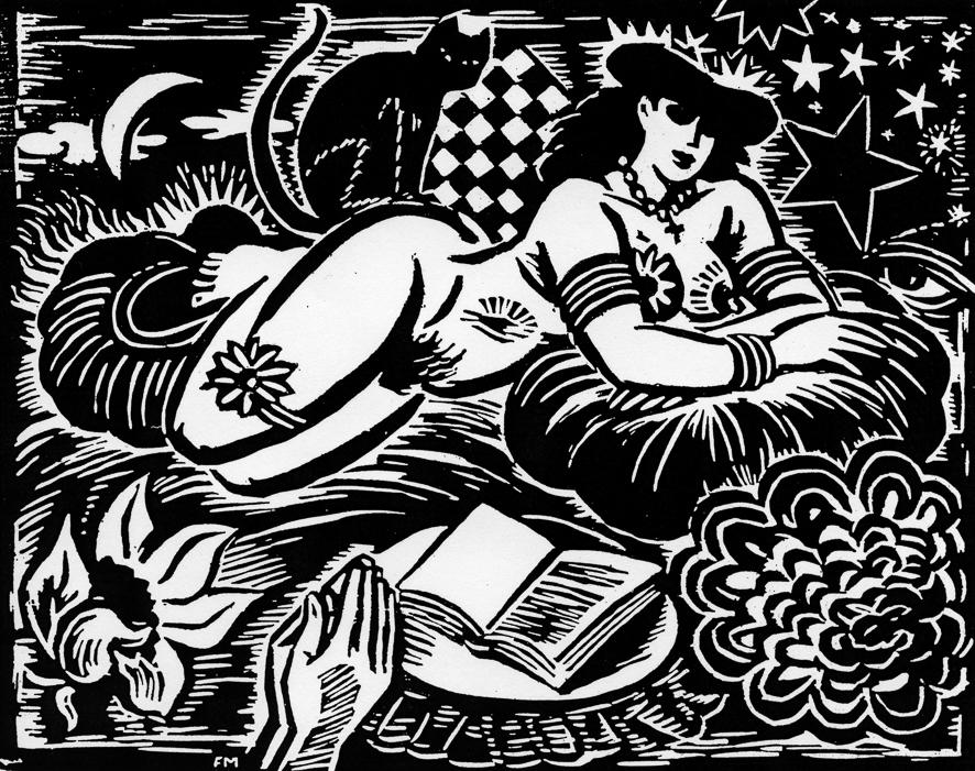 Aa 96, 1946, Hommage à Baudelaire