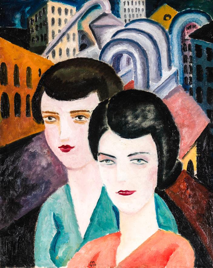 1920_Les Ouvrières