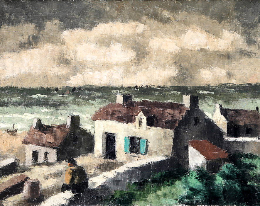 1929_Maison de pecheurs a Equihen