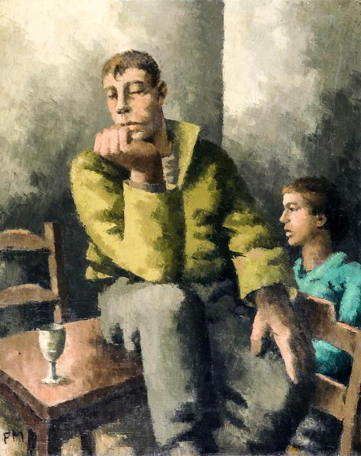 1929_Matelot accoudè