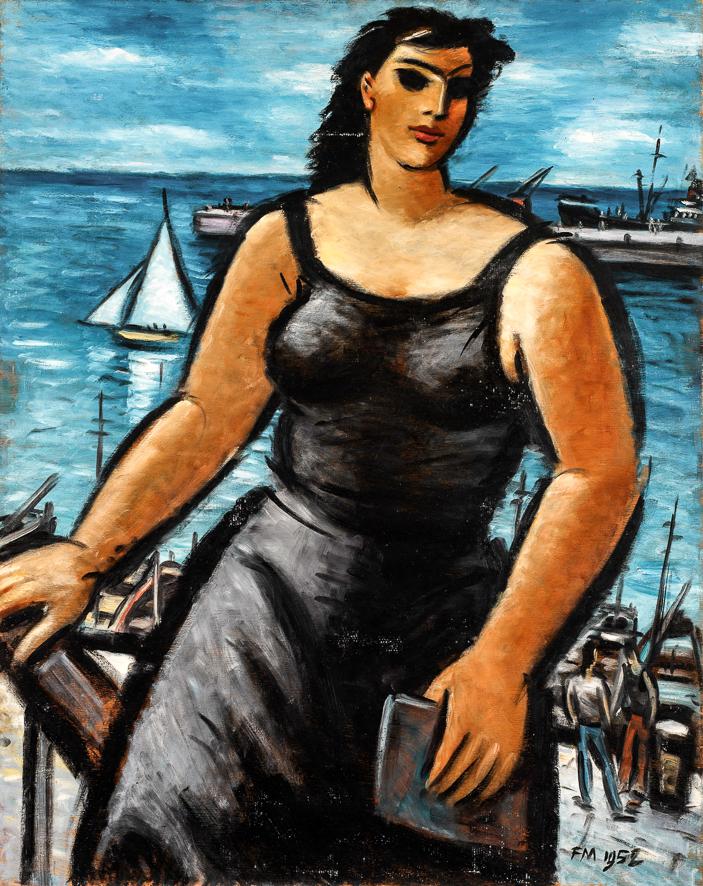 1952_Provencale en noir