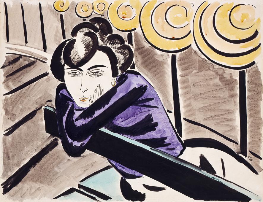 1923_Sur le Banc_Vorms 8