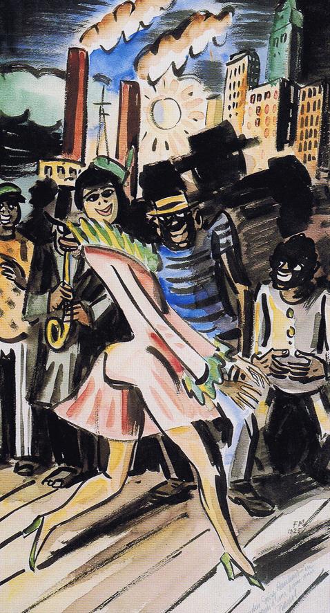 1925_Josephine Baker_Vorms 100