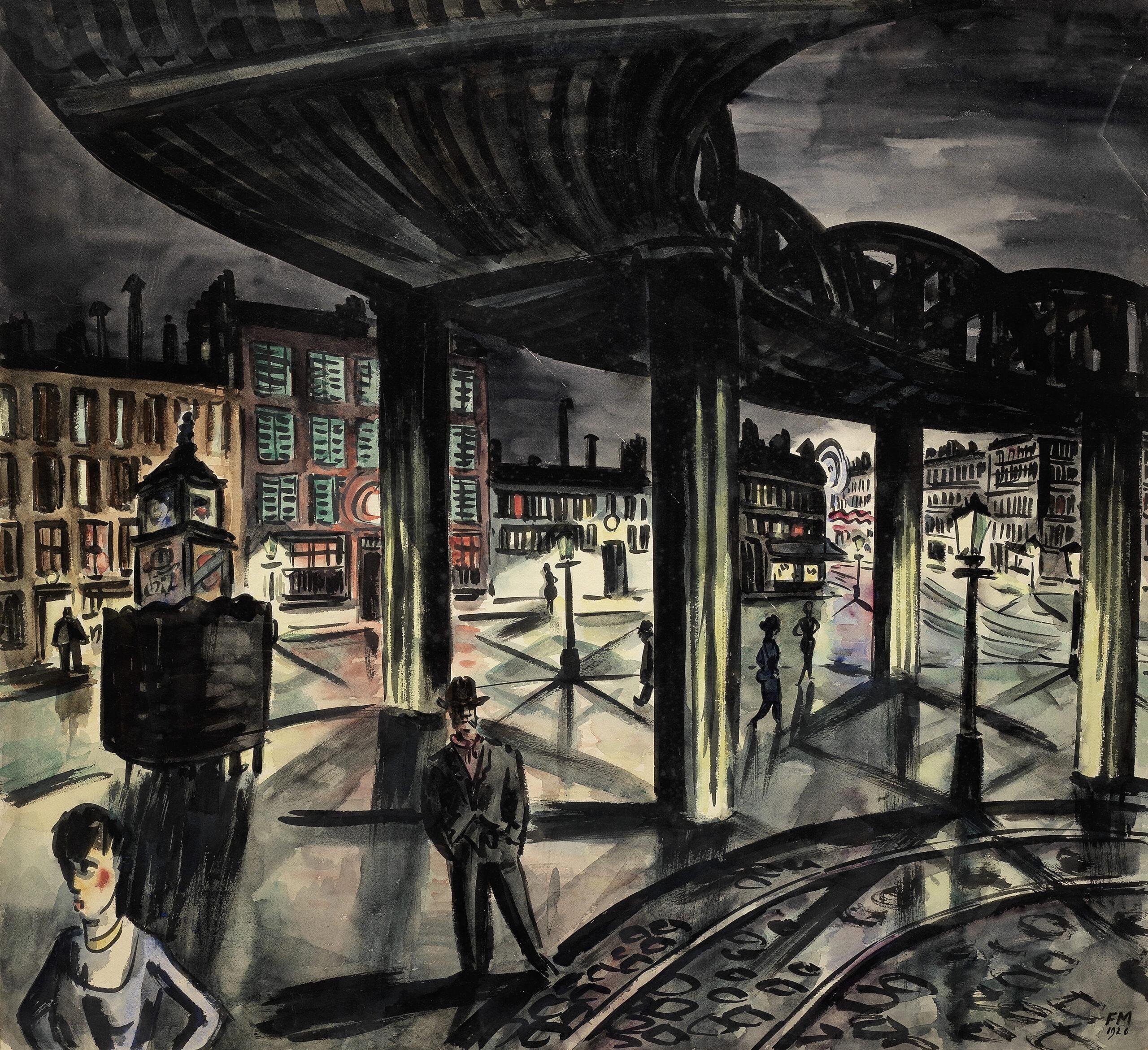 1926_La vespasienne sous le métro