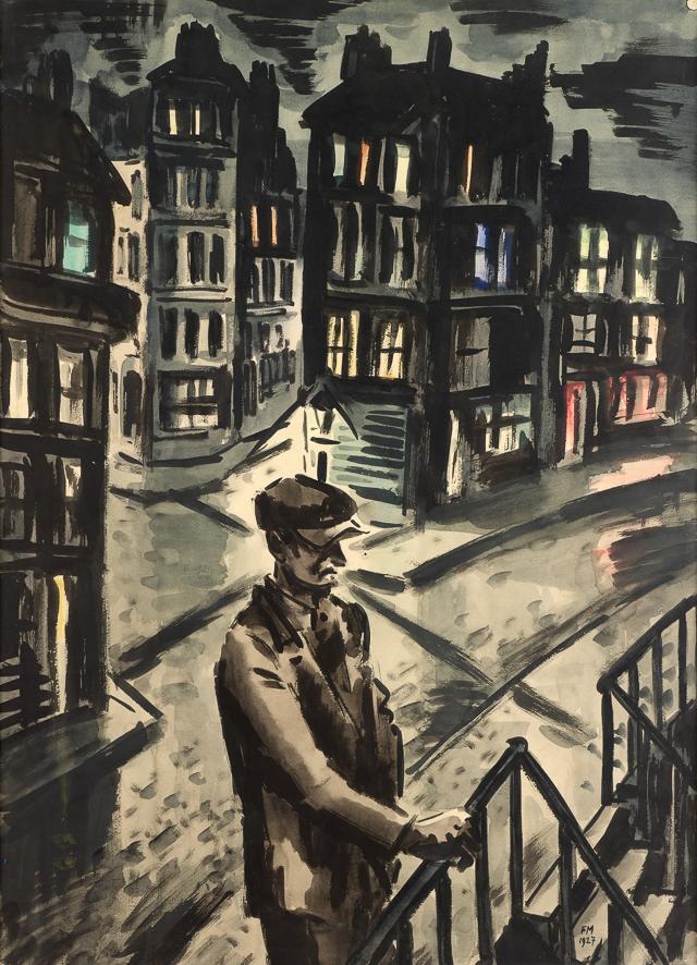 1927_Le Vagabond
